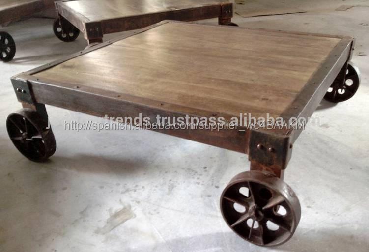 Industrial muebles de estilo india industrial fabricante for Muebles estilo industrial baratos