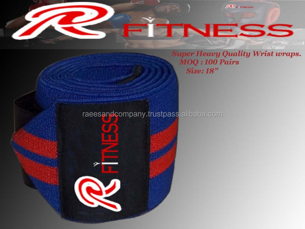 Outdoors Badminton Weight Lifting Tennis Wrist Hand Wrap Support Band /High Quality Wrist Wraps/ Weightlifting accessories