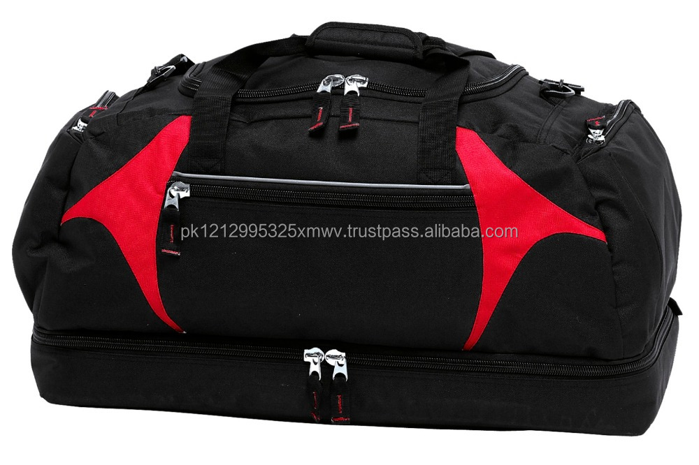 Custom Printed Bag Sport Gym Polyester Bag With Logo Sports bag