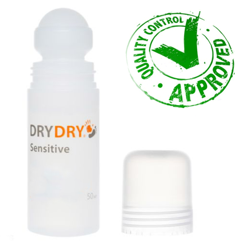 Dry Dry Sensitive - Effective long-acting deodorant for sensitive skin.