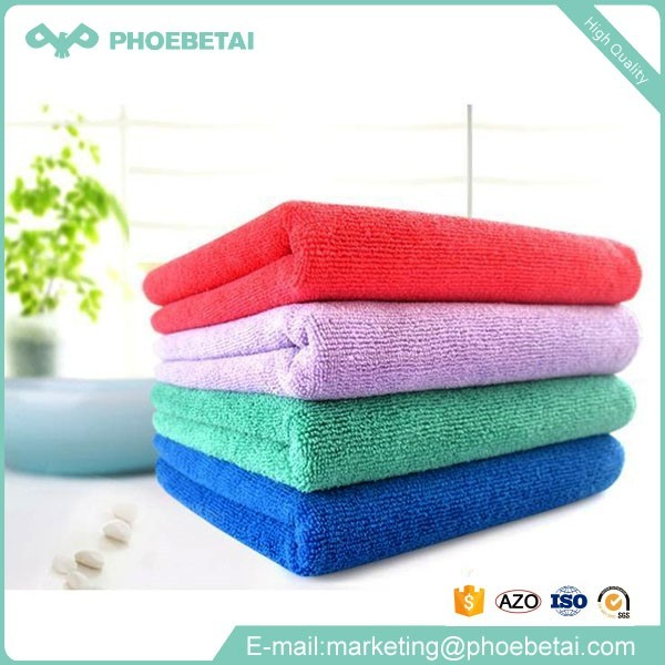 Bulk Microfiber Detailing Towels: Top China Wholesale Microfiber Cleaning Towel For Kitchen