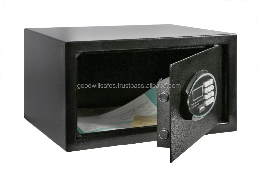 New product 2017 goodwill ht 230 security safe box hotel for Buy safe room