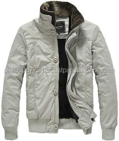 Oem Men Jacket For Winter,High Quality Jacket For Men Fancy Casual ...