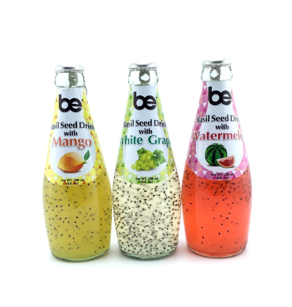 Be Basil Seed Drink