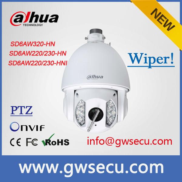 Sd6aw220-hni Ir Wipe Dahua Ptz 2.0megapixel Full Auto-tracking ...