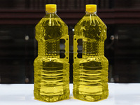 99.99% Pure Refined Sunflower Oil