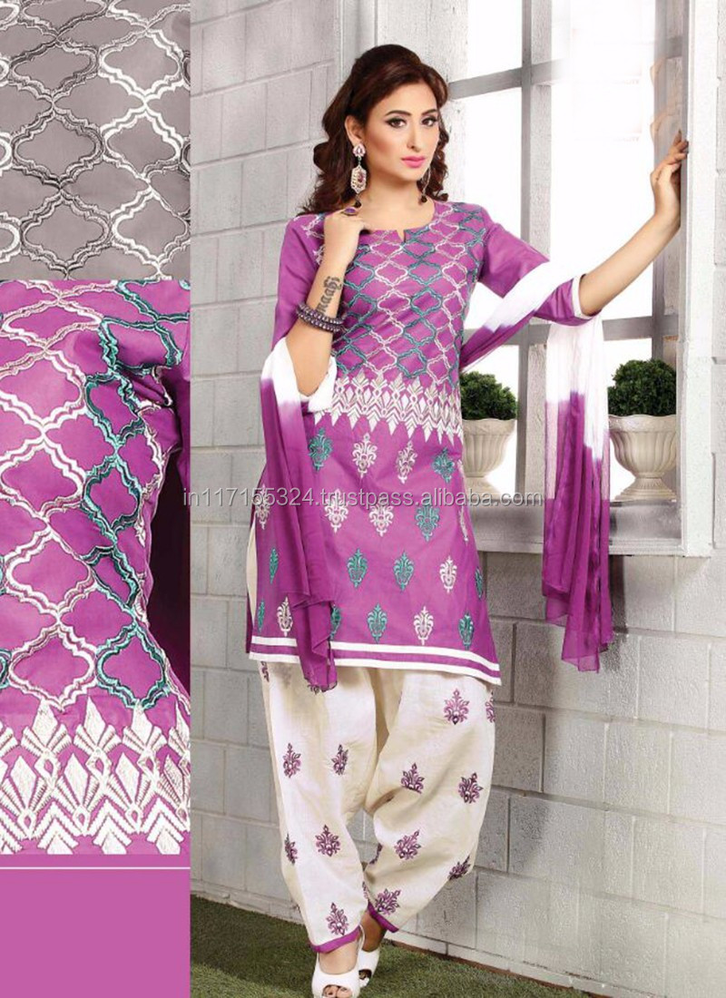 Punjabi Kudi Salwar Kameez-compras En Línea Señoras Traje Salwar ...
