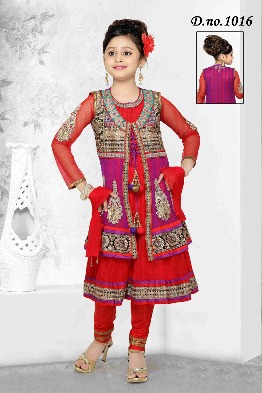 UT8Ru7FXkRXXXagOFbXD Punjabi Dress for Kids- 30 Best Punjabi Outfits for Children