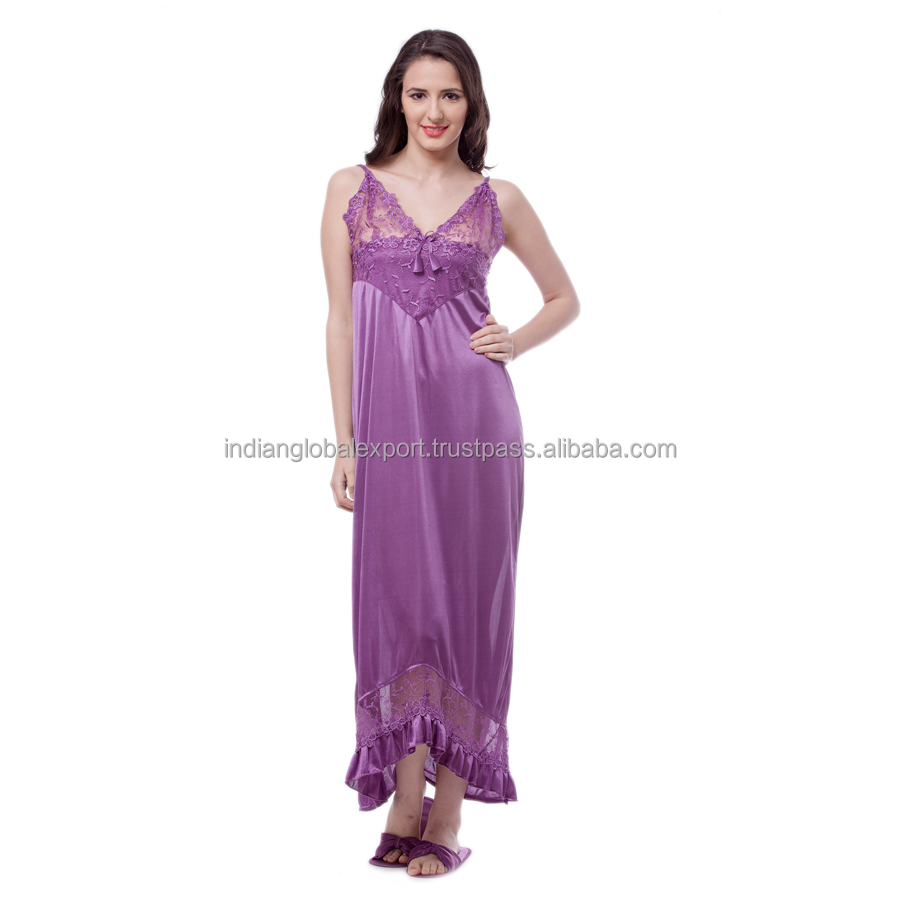 Women's Nightwear long