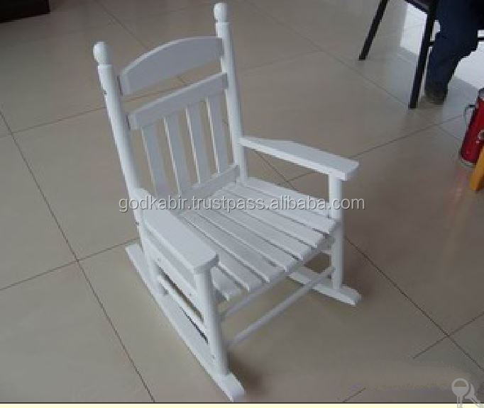 Classic NEW Design Popular And Stylist Solid wooden rocking Chair For Home Use./Old people choice Shinning Polish Use Long char