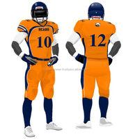Custom Sublimation New York Giant American Football Jersey