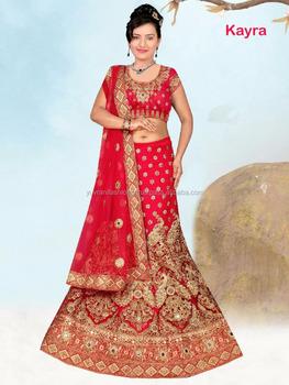 cb85b431f51b9 Lehenga Saree - Buy Bridal Lehenga Saree Blouse Designs
