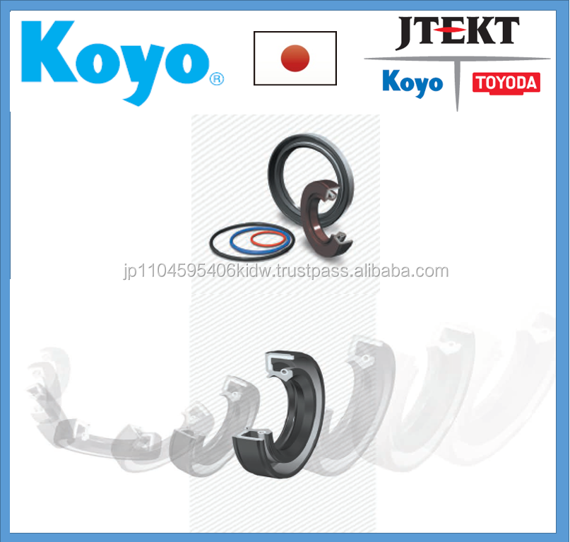 Durable and Reliable reciprocating Koyo oil seal with excellent workability