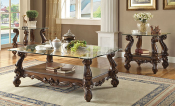 Carving Wood Center Table On Sale, Vintage Coffee Tables , Traditional  Style Coffee Table Part 67