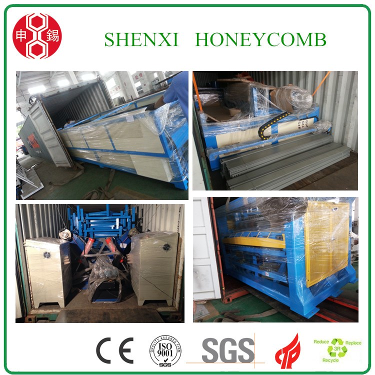 ZHJ-L-100 Paper Edge Board machine for making edge protector