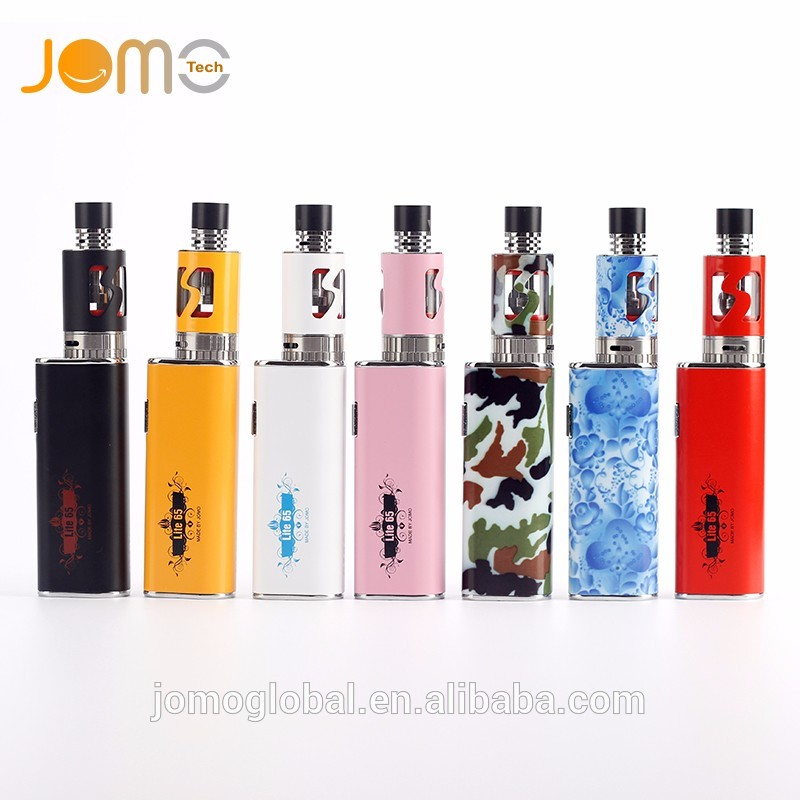latest craze artificial penis box mod e cigarette vape Jomo Lite 65 W