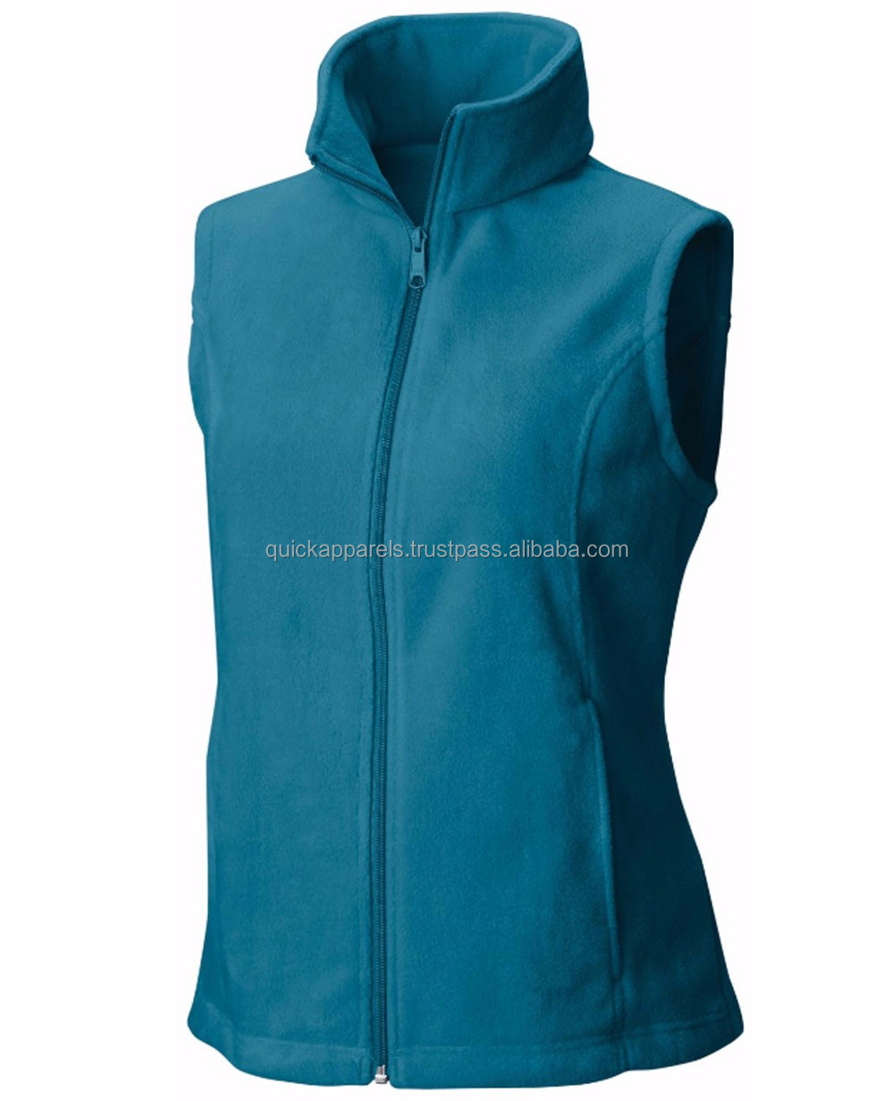 Polar Fleece Jacket With Elastic Cuff, Polar Fleece Jacket With ...