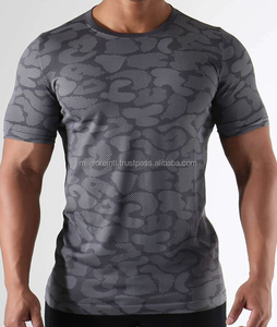 Promo Cotton T-Shirts in Contrast Color Collars&Cuffs