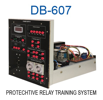 Db-607 Protective Relay Training System/relay Protection System ...