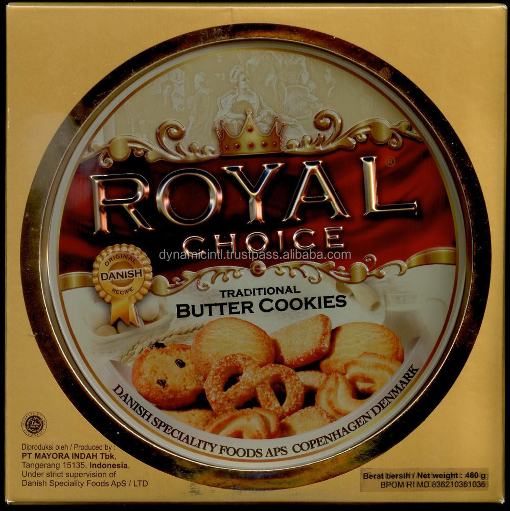 Royal Choice Butter Cookies