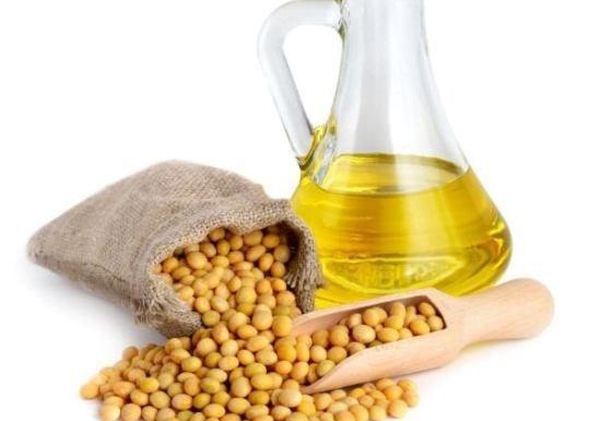 Soybean Oil (unrefined)