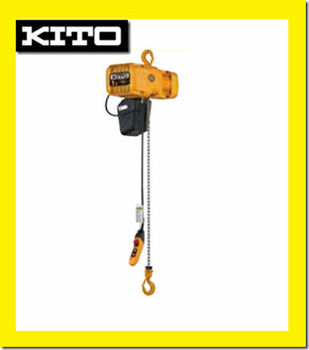 High Efficiency And Reliable Kito Air Chain Hoist With A Wide ...