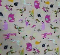 childrens cotton prints