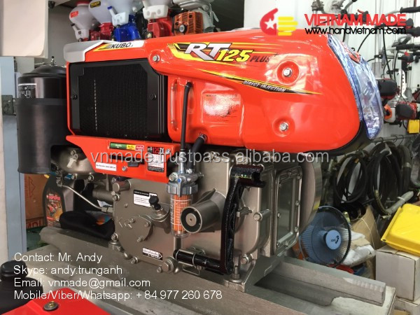 Yanmar Single Cylinder Diesel Engine Manual