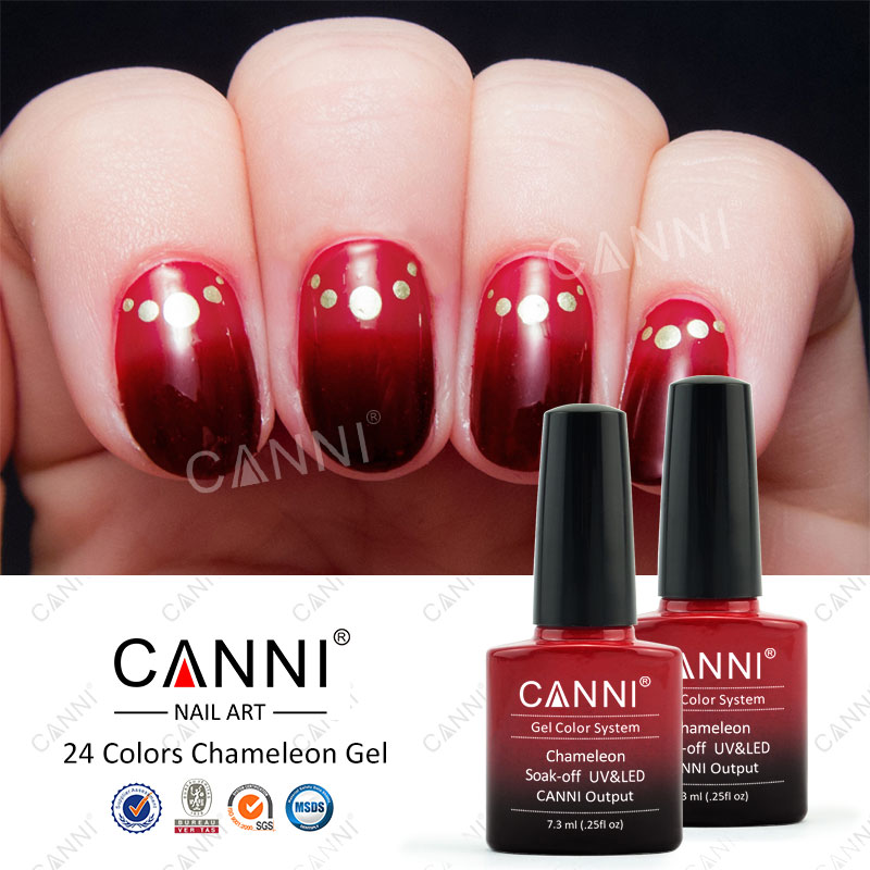 50801 canni chameleon gel polish factory wholesale 73ml three 50801 canni chameleon gel polish factory wholesale 73ml three steps temperature color changing thermal gel prinsesfo Choice Image