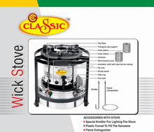 Kitchen appliances cooking kerosene stove with wick of india