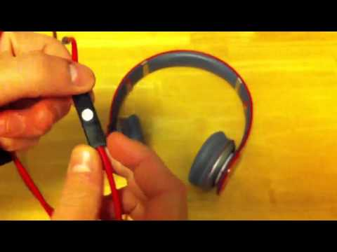 "BEATS BY DRE SOLO ""HD"" RED [PRODUCT REVIEW] LOOOOOK!!!!!!!!!!!!!!!!!!!"