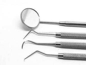 Le tartre dentaire enlever kit ensemble de 4 hygi ne plaque enlevant ce instr - Comment enlever le tartre des wc ...