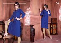 Kurti EthnicWomen Top Indian Bollywood Casual Dress Designer Tunic Ladies Kurta