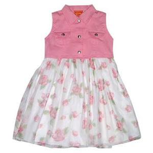hot sale Sleeveless Girls Clothing Children dress