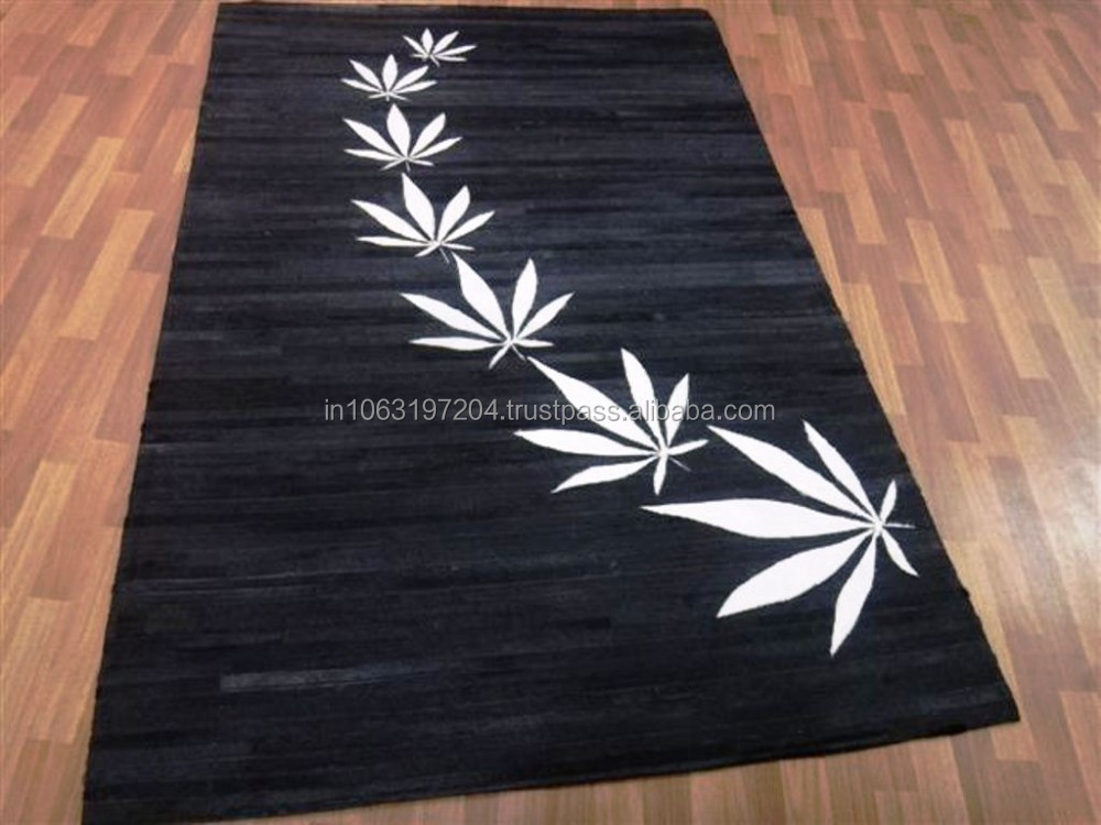 Hair On Leather Carpets - Buy Cow Hair On Leather,Hair On Cowhide  Furniture,Hair On Leather Rug Product on Alibaba.com