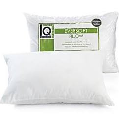 The Big One Microfiber Pillow Standard Queen White Buy Pillows