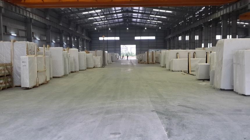 Pavimento Bianco Lucido Prezzo : Cm miglior prezzo vietnam pavimento in marmo bianco lucido
