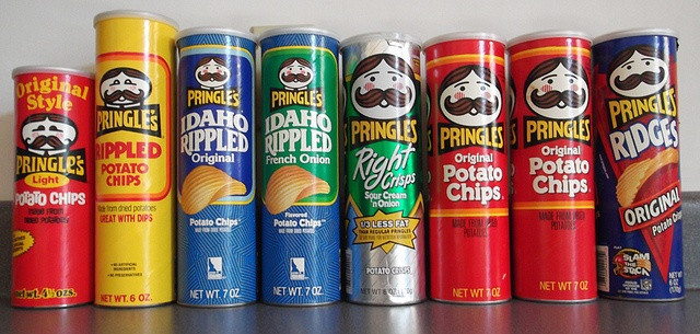 product detail PRINGLES G