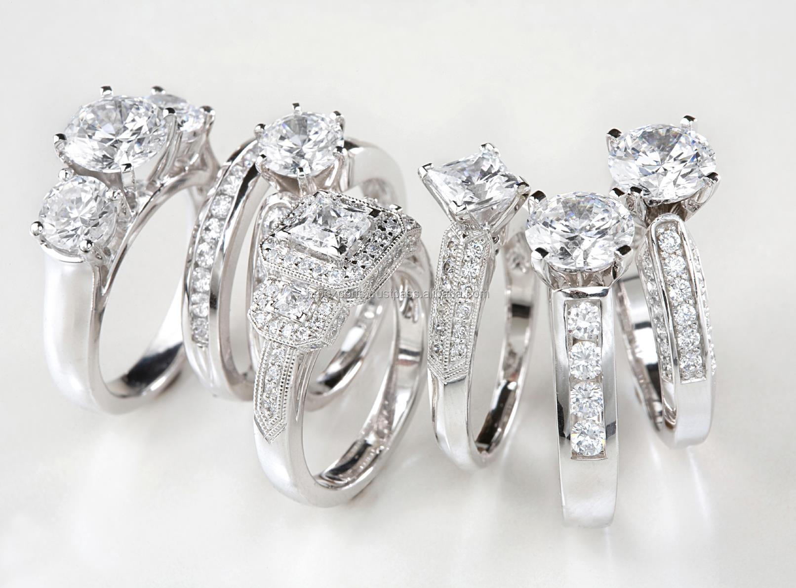 engagment sets wedding diamond cool rings bridal for promise settings