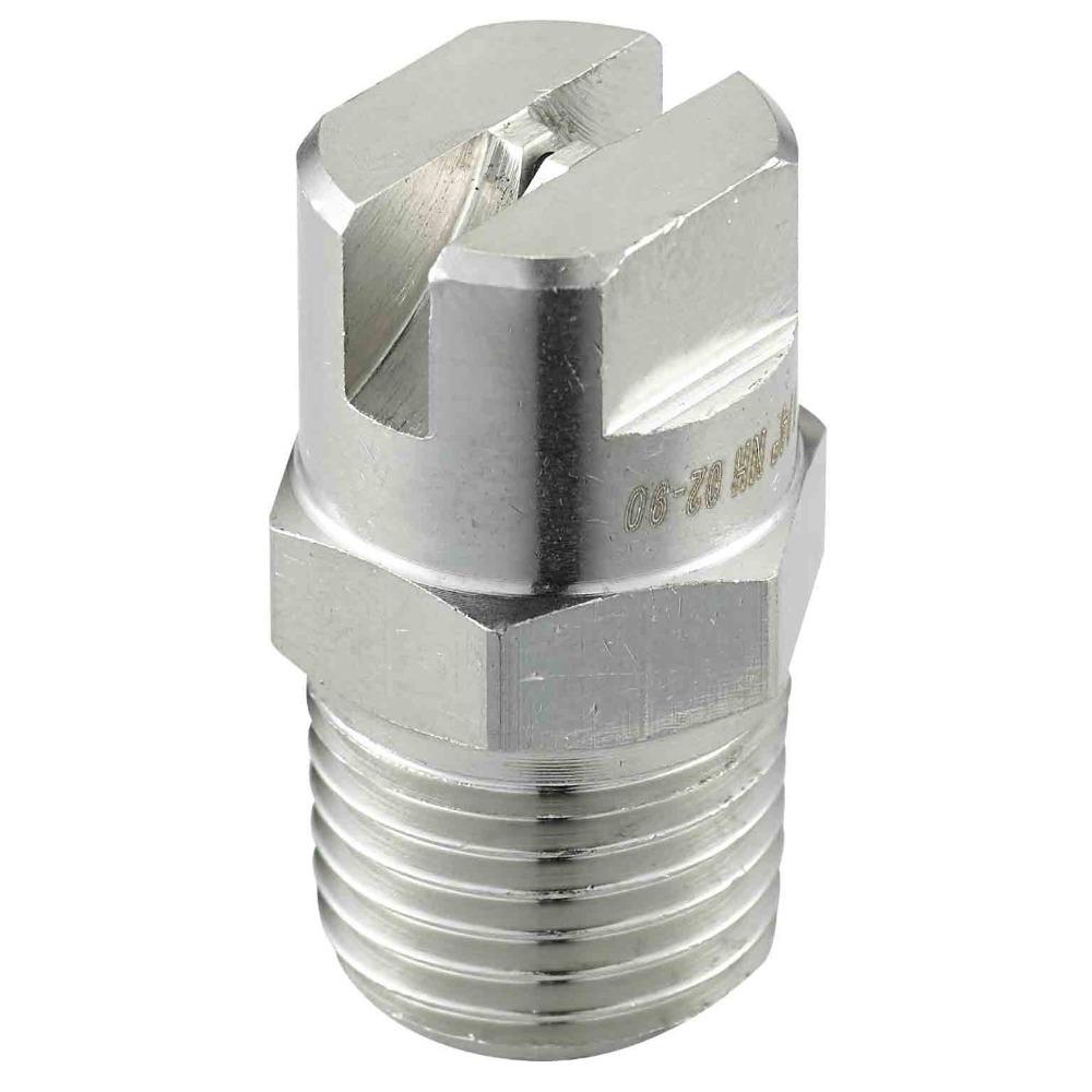 Stainless steel water flat fan vee jet spray nozzle buy