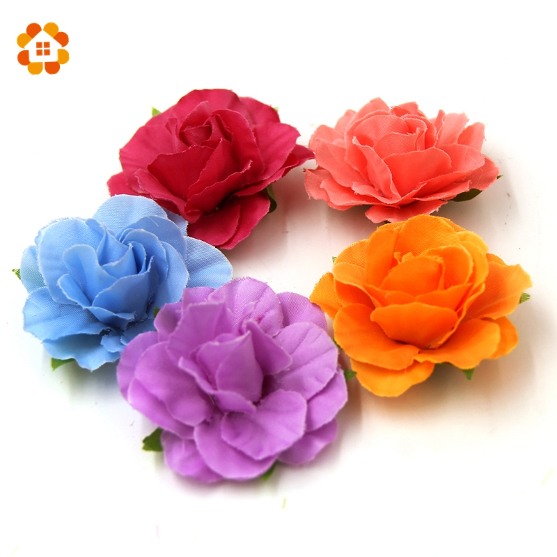 20pcs Diy Home Decorations For Wedding Wedding Car Decoration Spring Decoration Artificial Flower Artificial Flowers Cheap Spring Home Decor Olivia Decor Decor For Your Home And Office