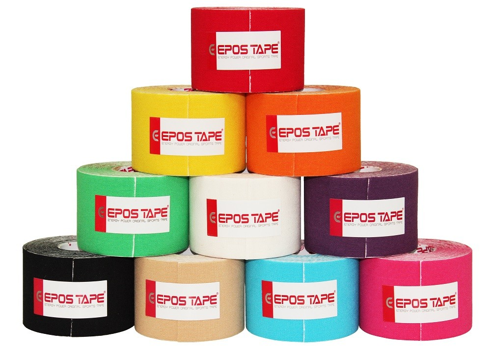 EPOS TAPE Kinesiology Tex Tape / Muscle Care / Sports Tape