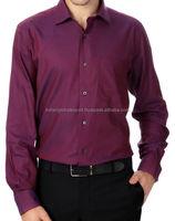 Longe Sleeve, Regular, Mill Made Blended Shirting