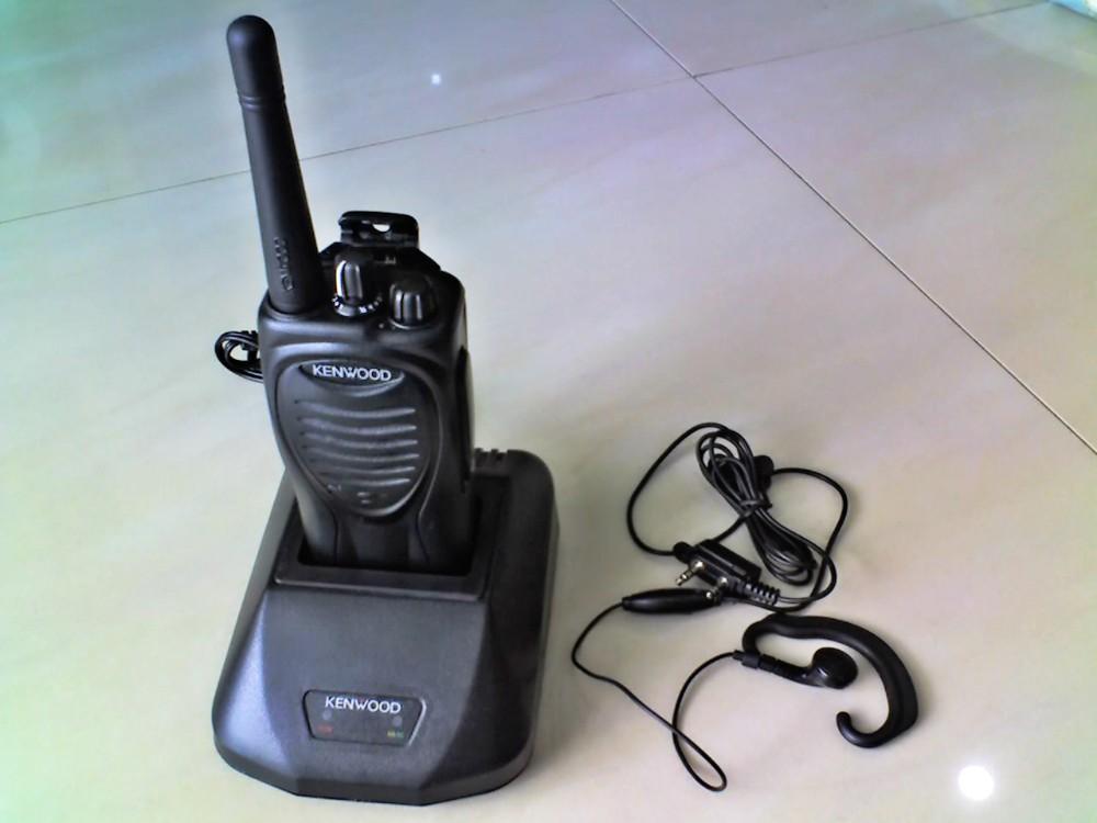 Kenwood Tk-2207 / 3207 Vhf / Uhf Fm Portable Radios Woki Toki ...