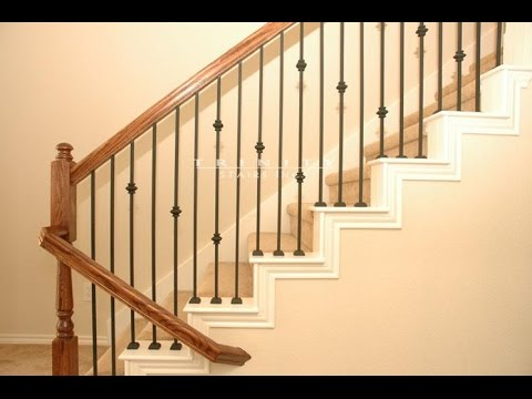 Awesome Get Quotations · Iron Stair Balusters # Wrought Iron Stair Spindles And  Shoes