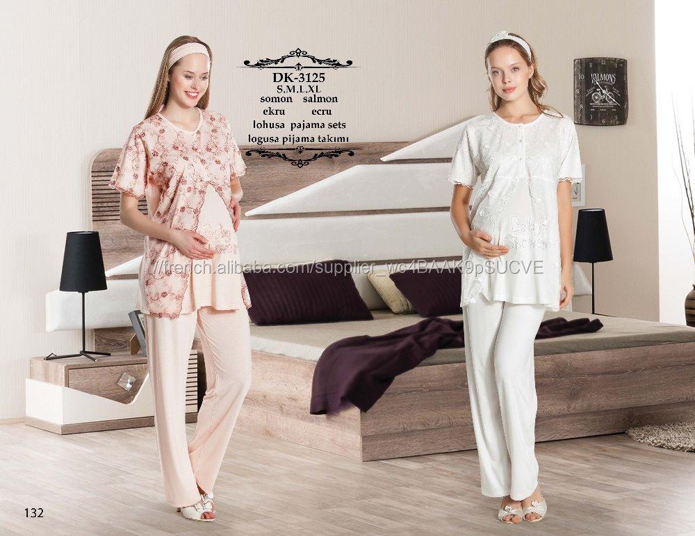 pas de taxe de vente couleur rapide collection de remise Rechercher les fabricants des Pyjamas De Maternité Turquie ...