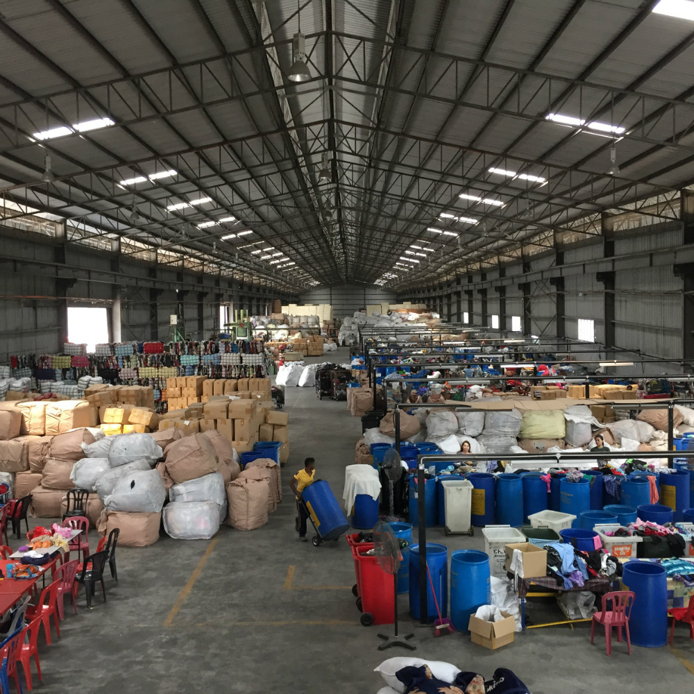 Used Clothing Warehouse, Used Clothing Warehouse Suppliers and ...