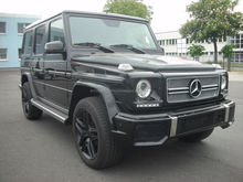2013 Mercedes-Benz G 350 BlueTEC AMG
