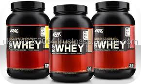 Christmas Promotion !!! Gold standard 100% Whey Protein Isolate (delicious chocolate )