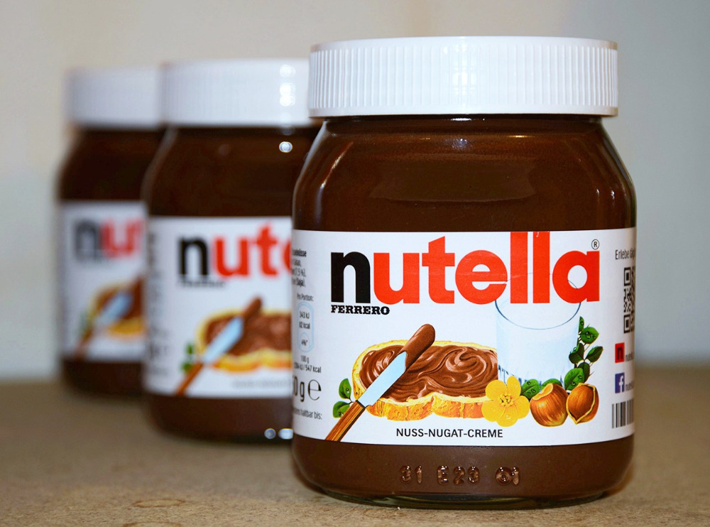 Nutella 52g 350g 400g 600g 750g 800g for sale